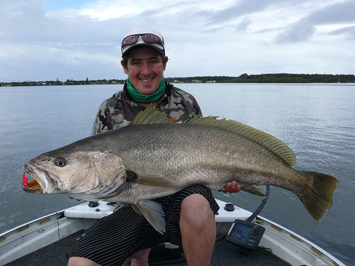 Taste testing tackle tactics for Fishing tackle tester